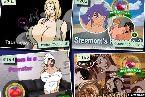 Grosse seins filles et gros seins porno dans les jeux flash