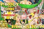 Rencontrer et baiser avec des jeux flash et cartoon porno parodie