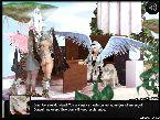 Angeliques poussins bandante dans fantasy jeux adultes