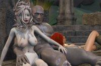MMORPG sexe dans le monde similaire à Skyrim