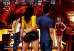 Sexy filles jouer sales a la discotheque