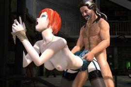 Nouveaux jeux porno adulte avec la personnalisation du sexe 3D